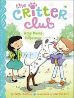 Amy Meets Her Stepsister (Critter Club)