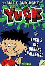 Yuck's Big Booger Challenge af Matthew Morgan