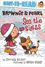 Brownie & Pearl See the Sights (Ready-to-Read. Pre-level 1)