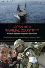 Japan as a 'Normal Country'? (Japan and Global Society)