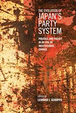 The Evolution of Japan's Party System (Japan and Global Society)