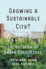 Growing a Sustainable City? (Utp Insights)