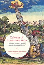 Cultures of Communication (UCLA Clark Memorial Library Series)