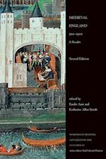 Medieval England, 500-1500 (Readings in Medieval Civilizations and Cultures, nr. 6)