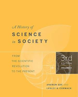 Bog, paperback A History of Science in Society, Volume II af Lesley Cormack