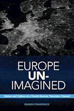 Europe Un-Imagined (Anthropological Horizons)