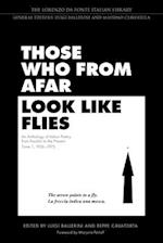Those Who from Afar Look Like Flies (Lorenzo Da Ponte Italian Library)