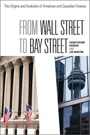 Bog, hardback From Wall Street to Bay Street af Joe Martin