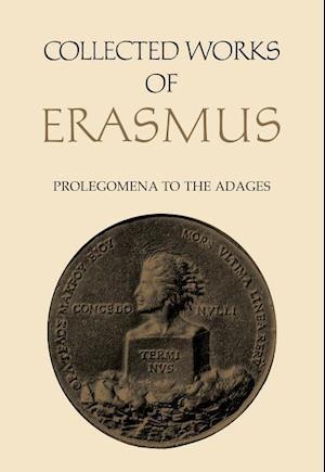 Bog, hardback Prolegomena to the Adages af Desiderius Erasmus