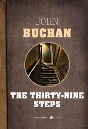 Thirty-Nine Steps af John Buchan