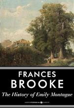 History of Emily Montague af Frances Brooke