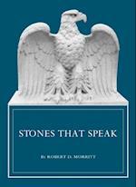 Stones that Speak