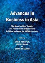 Advances in Business in Asia af Brian Sheehan