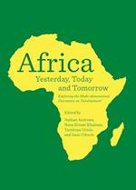 Africa Yesterday, Today and Tomorrow af Nathan Andrews