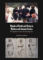 Rituals of Death and Dying in Modern and Ancient Greece