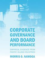 Corporate Governance and Board Performance