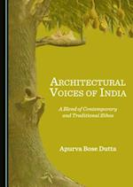 Architectural Voices of India af Apurva Bose Dutta