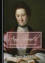 Anna Seward's Journal and Sermons