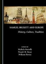 Samuel Beckett and Europe