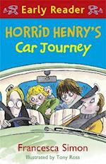 Horrid Henry Early Reader: Horrid Henry's Car Journey