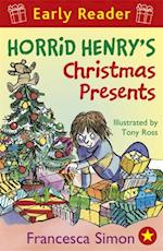 Horrid Henry Early Reader: Horrid Henry's Christmas Presents af Francesca Simon