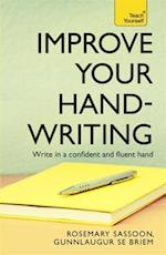 Improve Your Handwriting: Teach Yourself (Teach Yourself Home Reference)