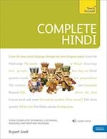 Complete Hindi Beginner to Intermediate Course (Teach Yourself¹Complete Courses)