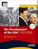 The WJEC GCSE History: the Development of the USA 1930-2000 af Steve Waugh, John Wright