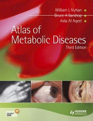 Bog, ukendt format Atlas of Inherited Metabolic Diseases af William L Nyhna, Pinar Ozand, Bruce A Barshop
