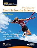 BTEC Level 3 National Sport & Exercise Sciences Third Edition
