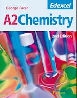 Edexcel A2 Chemistry Textbook Second Edition af George Facer