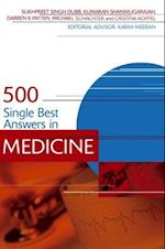 500 Single Best Answers in Medicine (Medical Finals Revision Series)