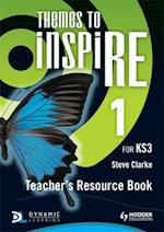 Themes to InspiRE for KS3 Teacher's Resource Book 1 (INSP)