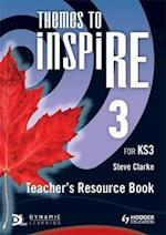 Themes to InspiRE for KS3 Teacher's Resource Book 3 (INSP)