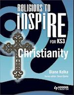 Religions to InspiRE for KS3: Christianity Pupil's Book (INSP)