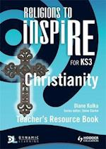 Religions to InspiRE for KS3: Christianity Teacher's Resource Book (INSP)