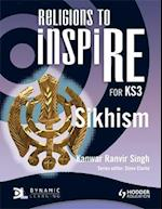 Religions to InspiRE for KS3: Sikhism Pupil's Book (INSP)