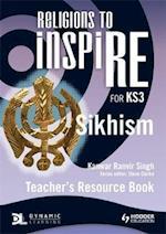 Religions to InspiRE for KS3: Sikhism Teacher's Resource Book (INSP)