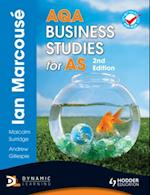 AQA Business Studies for AS, 2nd Edition (Marcouse)