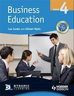 CfE Business Education Level 4 (Cfe)