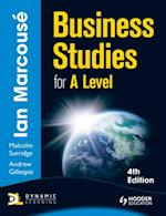 Business Studies for A-Level, 4th Edition