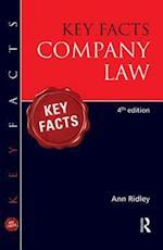 Key Facts Company Law (Key Facts)