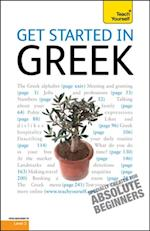 Get Started in Beginner's Greek: Teach Yourself (Teach Yourself)