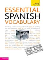 Essential Spanish Vocabulary: Teach Yourself (Teach Yourself Language, Reference)