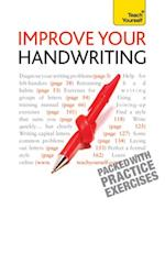 Improve Your Handwriting: Teach Yourself (Teach Yourself)