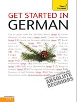 Get Started in Beginner's German: Teach Yourself af Rosi McNab