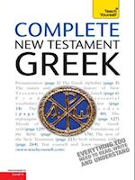 Complete New Testament Greek: Teach Yourself (Complete Languages)