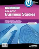 AQA GCSE Business Studies Revision Lessons + CD