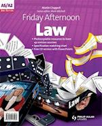 Friday Afternoon Law A-Level Resource Pack 2nd Edition + CD