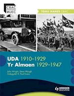 WJEC GCSE History: The USA 1910-1929 and Germany 1929-1947 Welsh Edition
